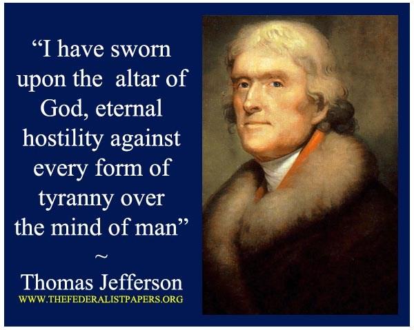 Jefferson-on-tyranny-over-the-mind