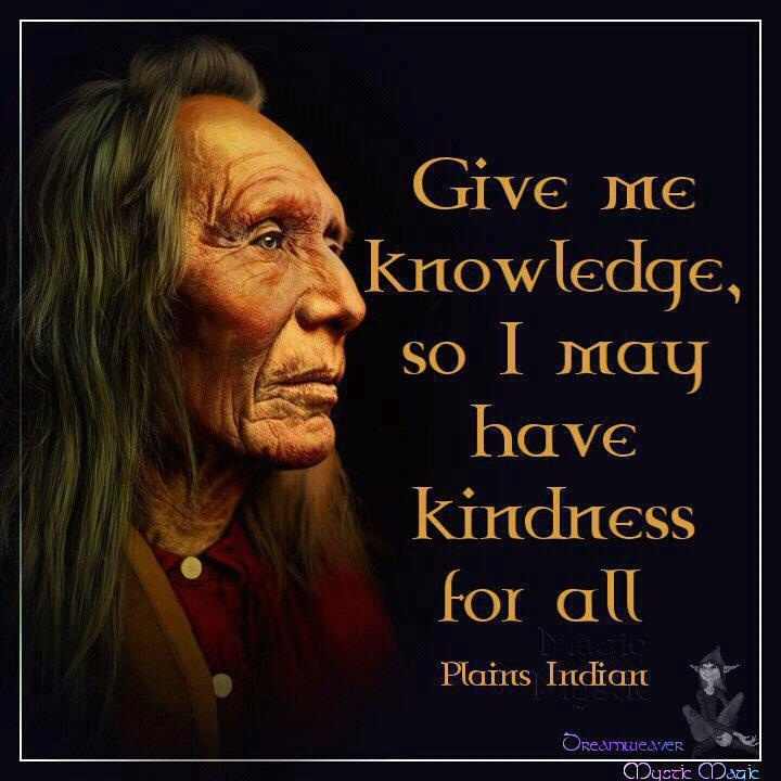 native give me knowledge