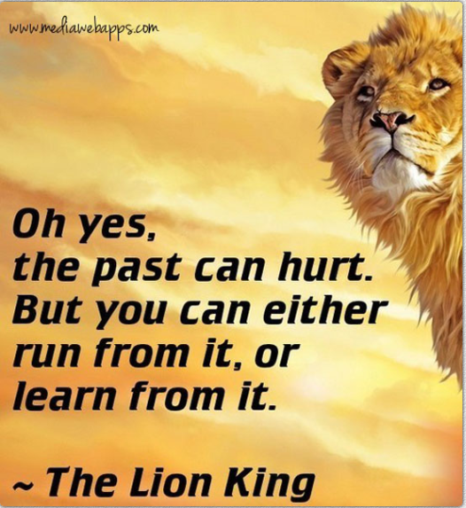 Lion King Quote